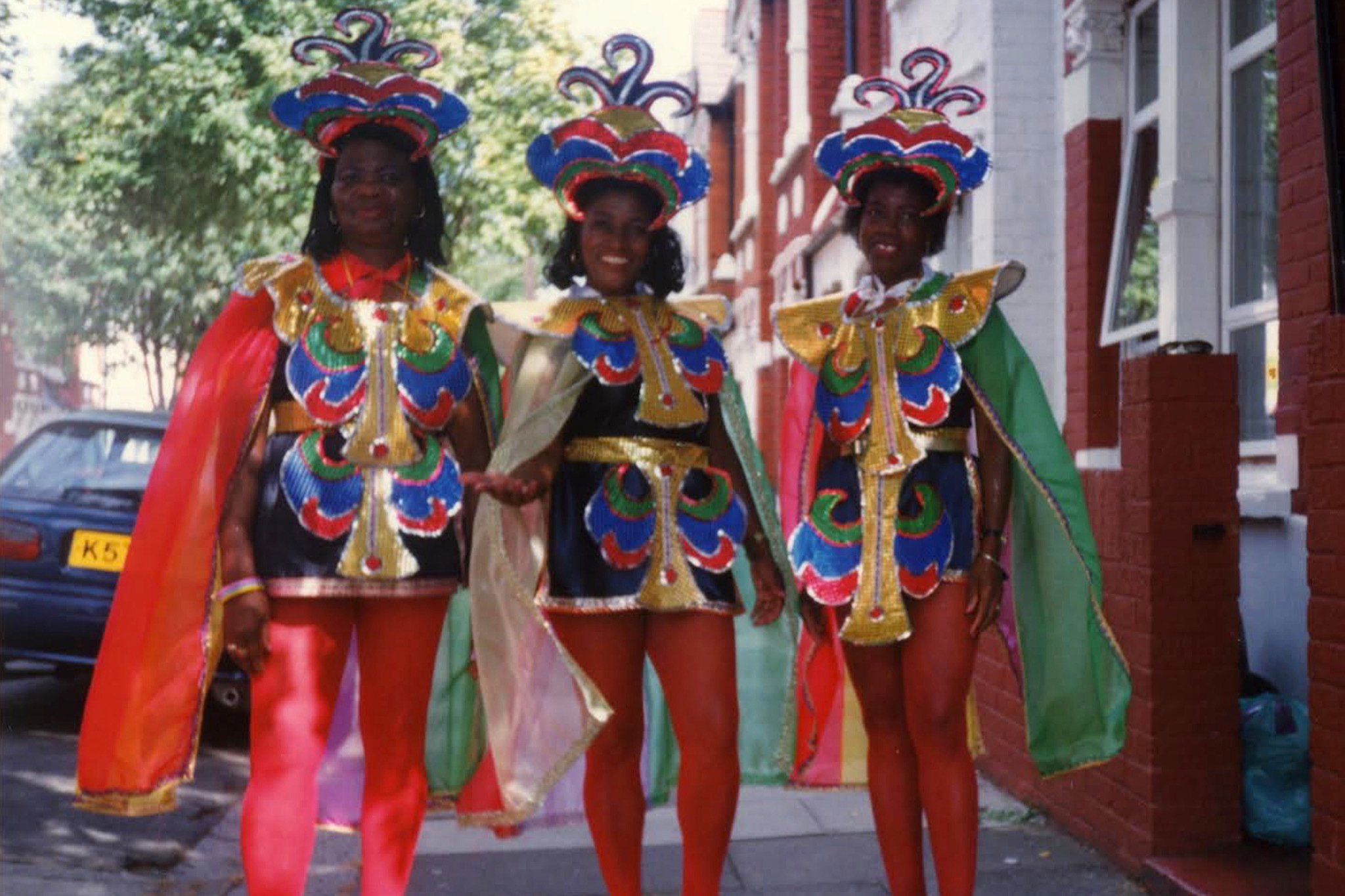 notting hill carnival, 1980s