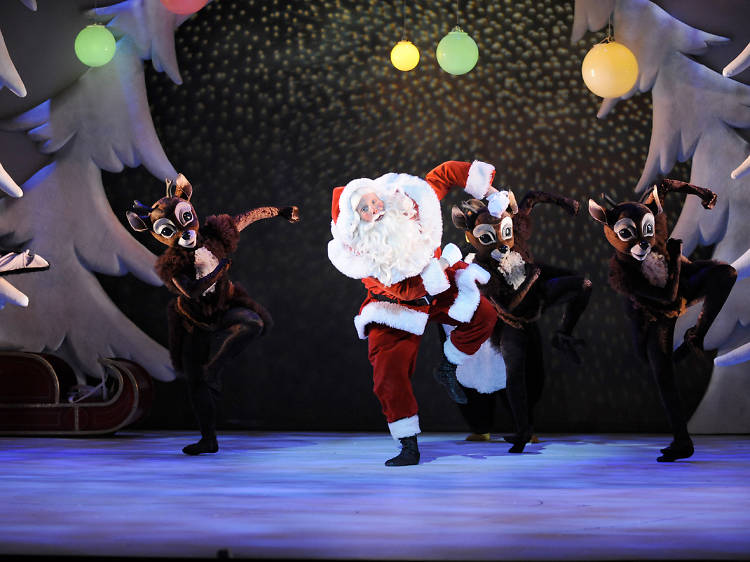Christmas shows in London