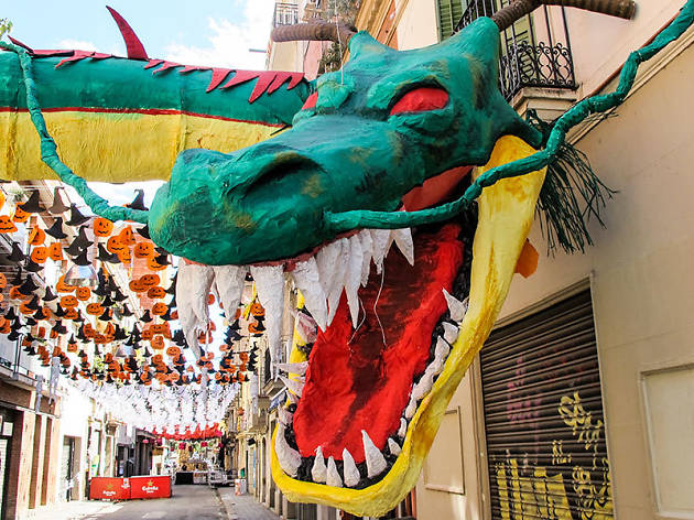 Alcolea de Baix Festa major 2015