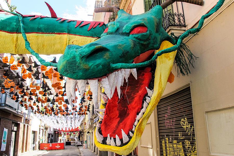 Alcolea de Baix Festa major 2015