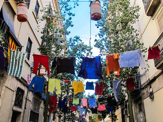 Carrer Guadiana festa major 2015