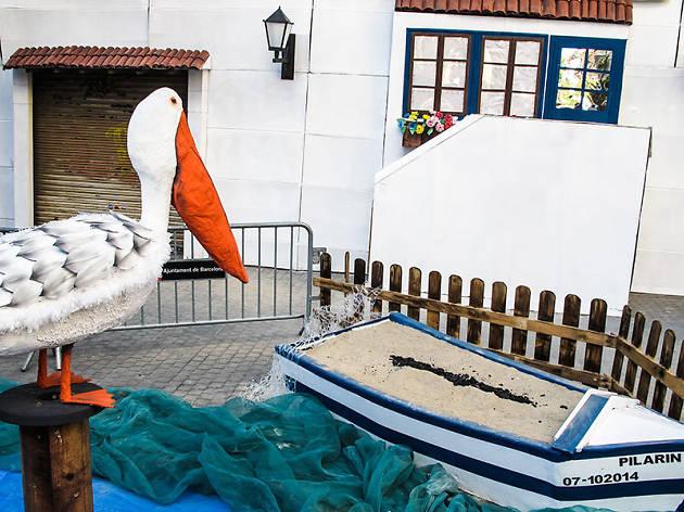 Plaça Farga festa major 2015