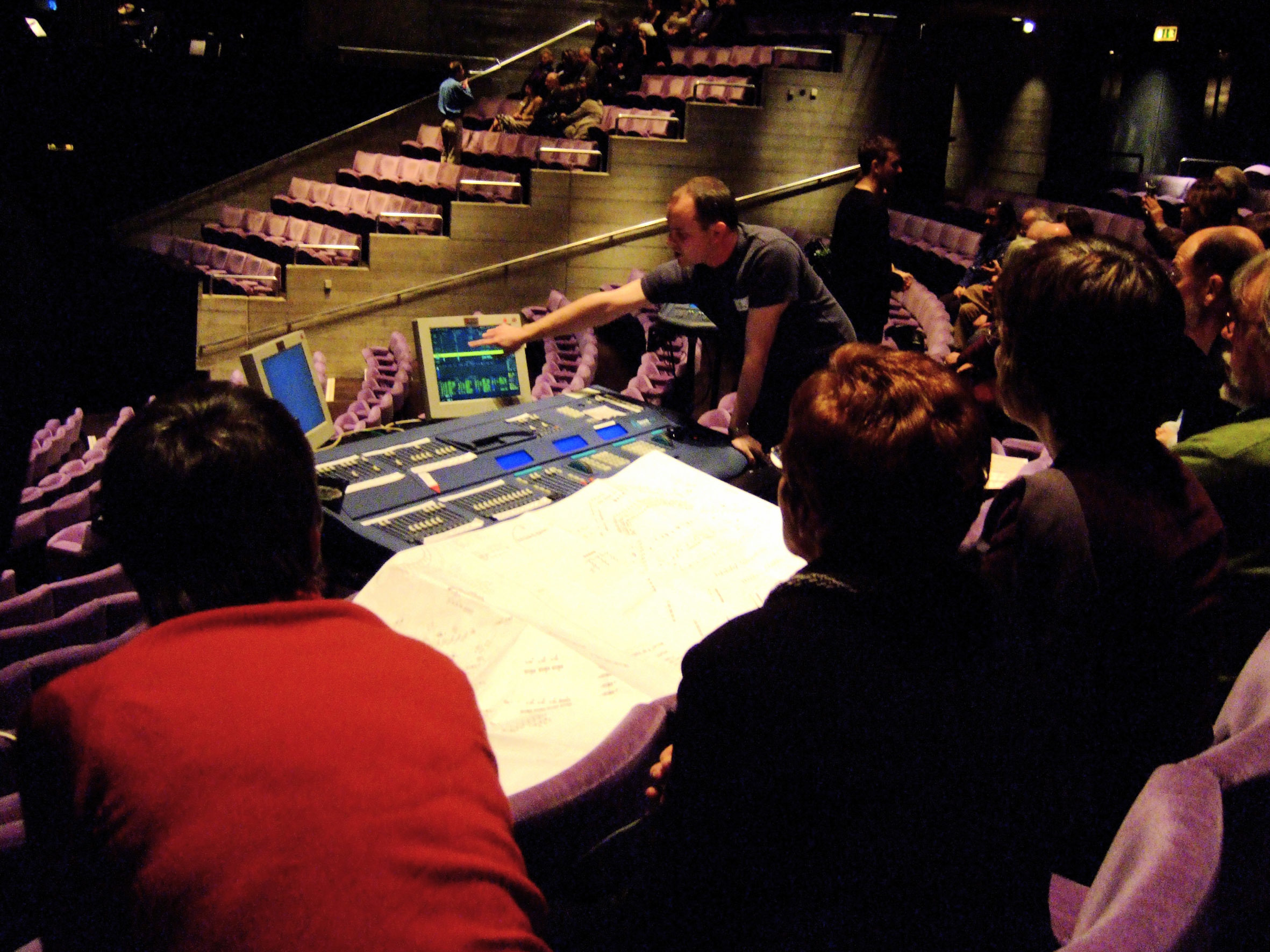 National Theatre Backstage Tours