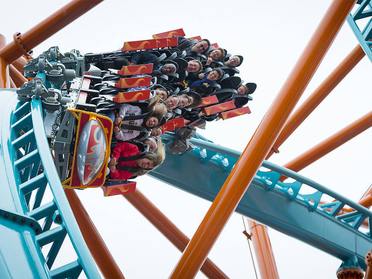 The best amusement parks in America