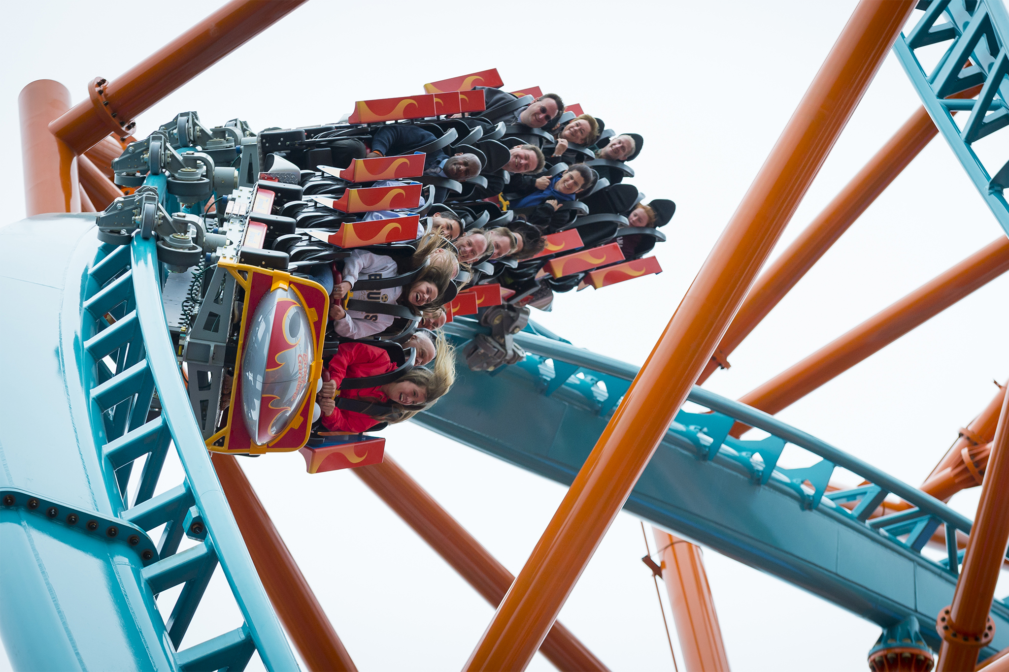 Best amusement parks near nyc from hersheypark to six flags What time does busch gardens close today