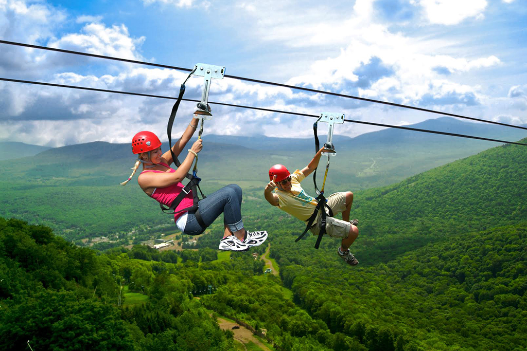 The best extreme outdoor adventures in America