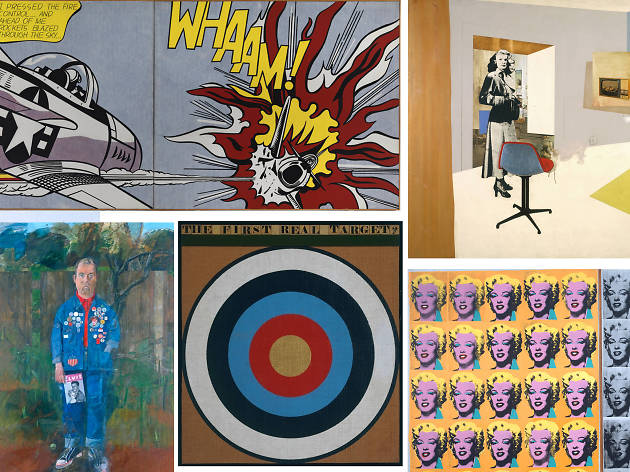 London's Pop Art icons, ranked best to worst