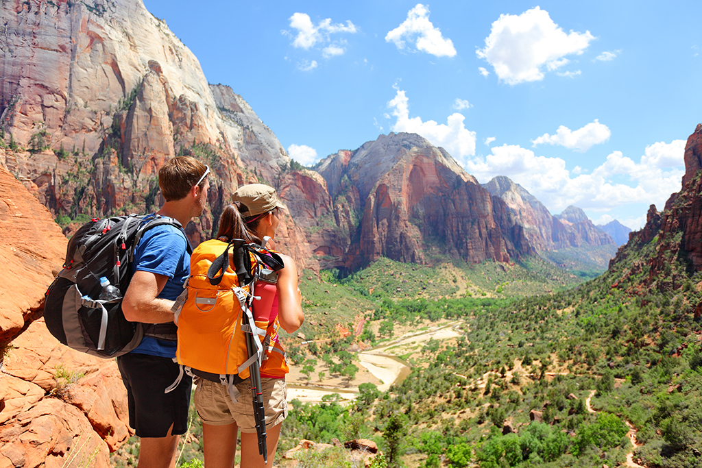 The best hiking trails in America