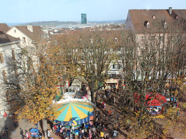 Basel Autumn Fair