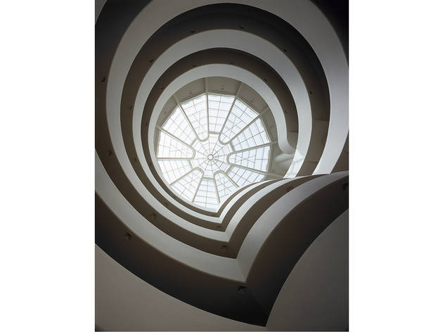 David Heald, Solomon R. Guggenheim Museum Oculus