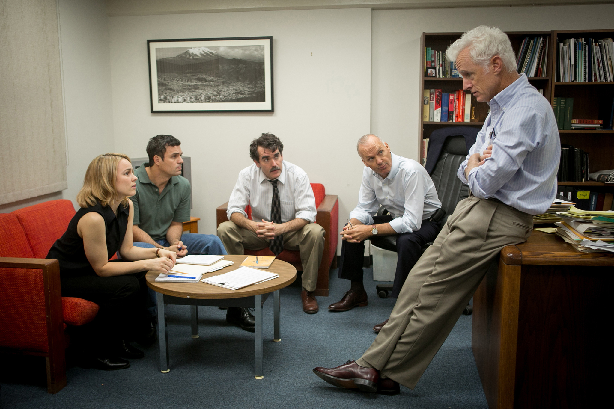 The Chicago International Film Festival announces 'Spotlight' as 2015 closing night selection