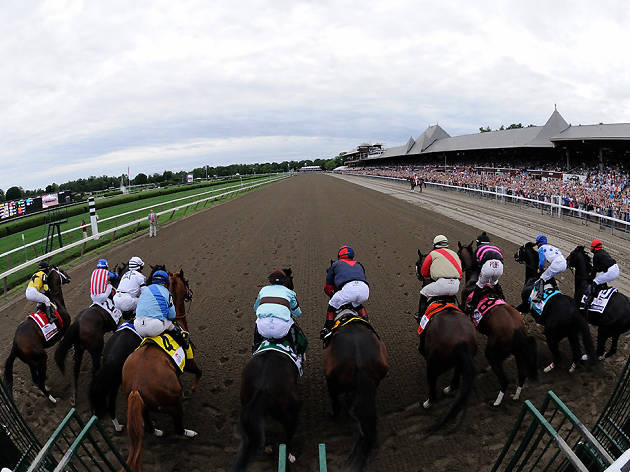 Travers Day at Saratoga Race Course
