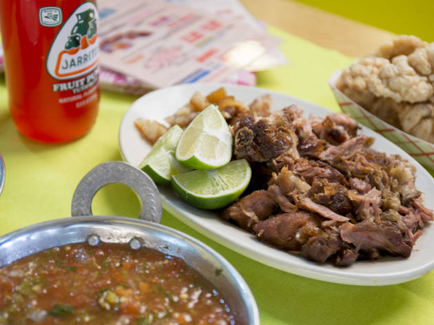 The best restaurants in Pilsen