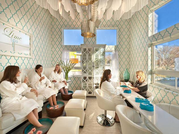 The best day spas and spa resorts in America