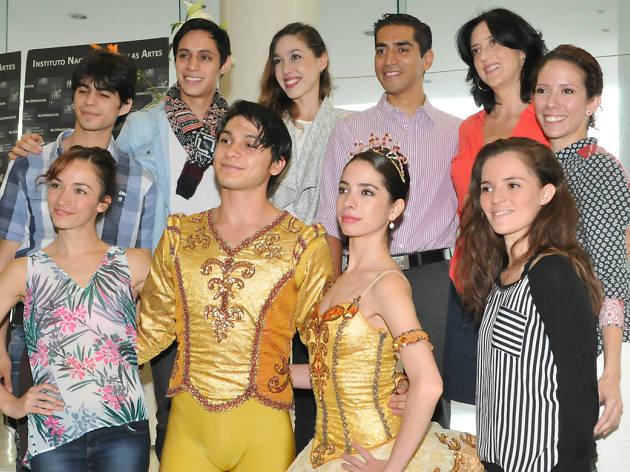 Segundo concurso de coreografía de la compañía nacional de danza