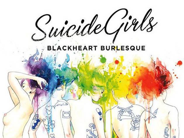 SuicideGirls: Blackheart Burlesque Tour