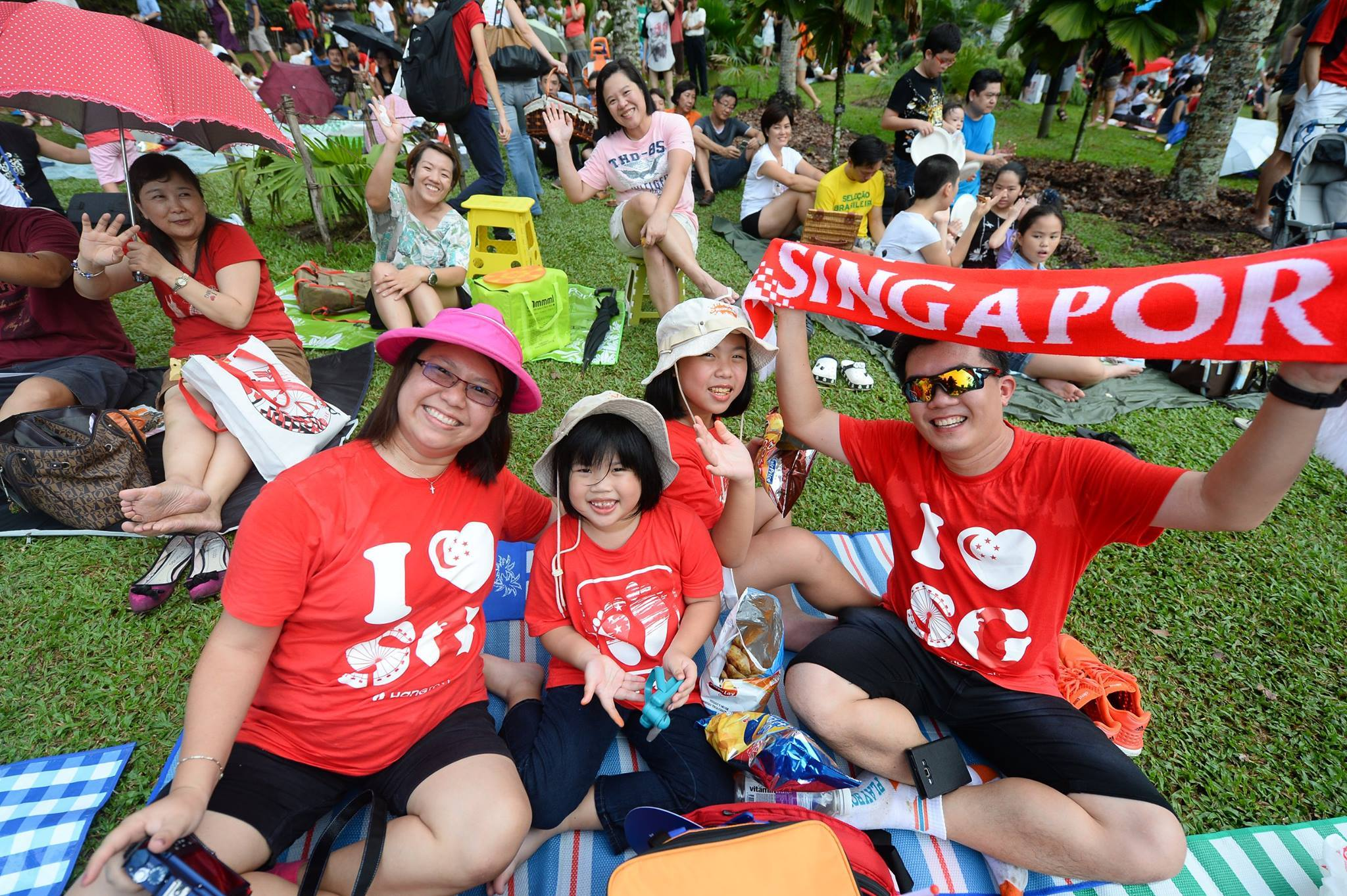 Best free activities for kids in Singapore