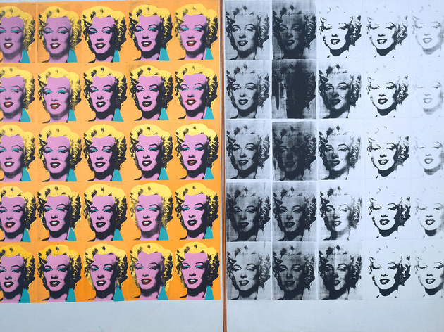 (© The Andy Warhol Foundation for the Visual Arts, Inc/Artists Right Society (ARS),New York and DACS,London)