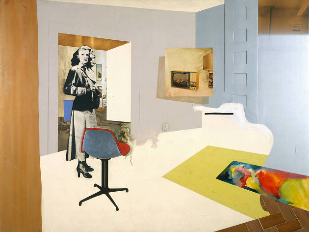 (© The estate of Richard Hamilton)