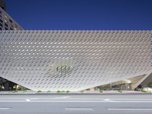 The Broad is changing its ticketing system, hosting a late night