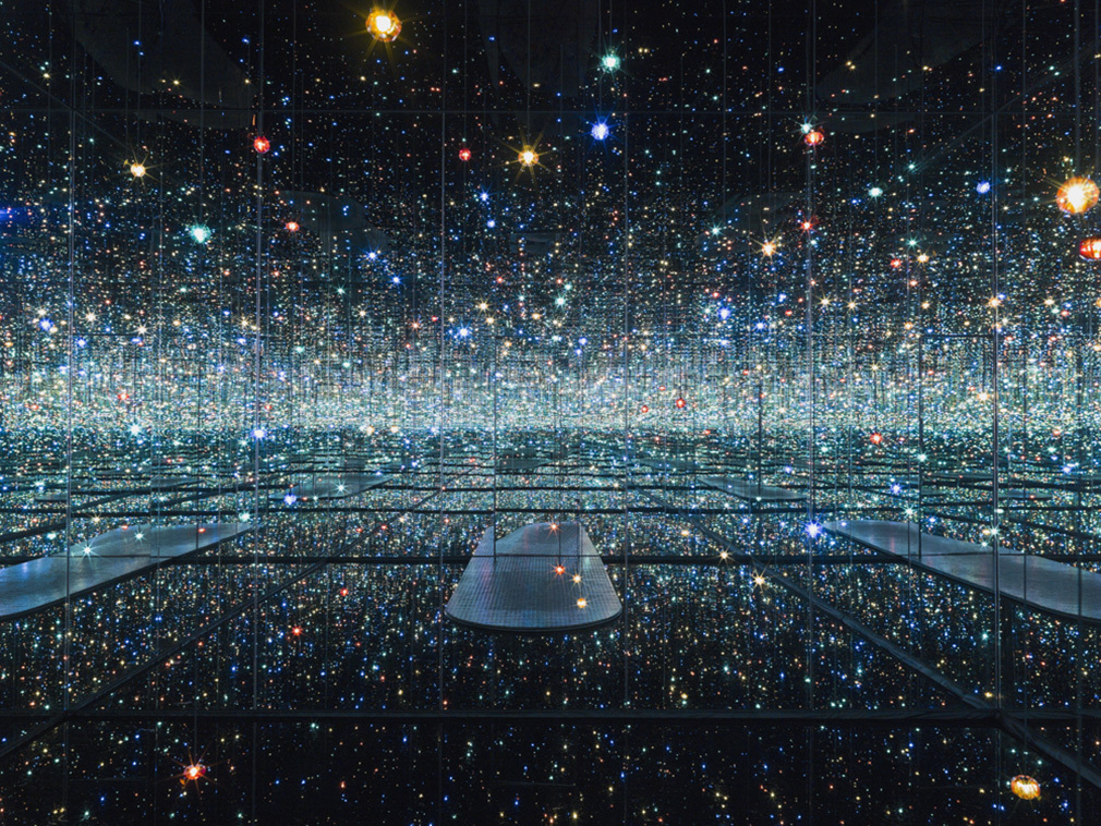 Tickets are going on sale for the Broad's 'Infinity Mirrors' exhibition