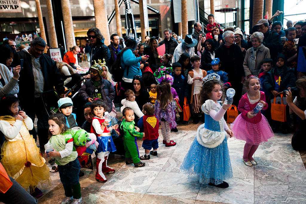 Free Halloween events in NYC for children