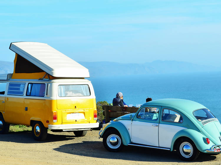 The 13 best day trips from San Francisco