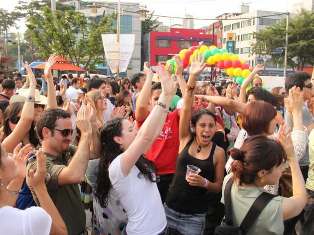 라틴아메리카 축제