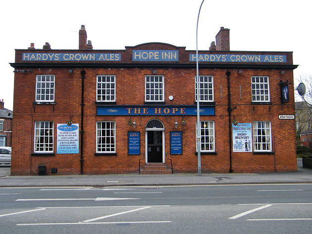 The Hope Inn Stockport