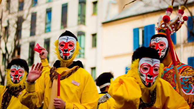 Event • Chinese New Year in Paris
