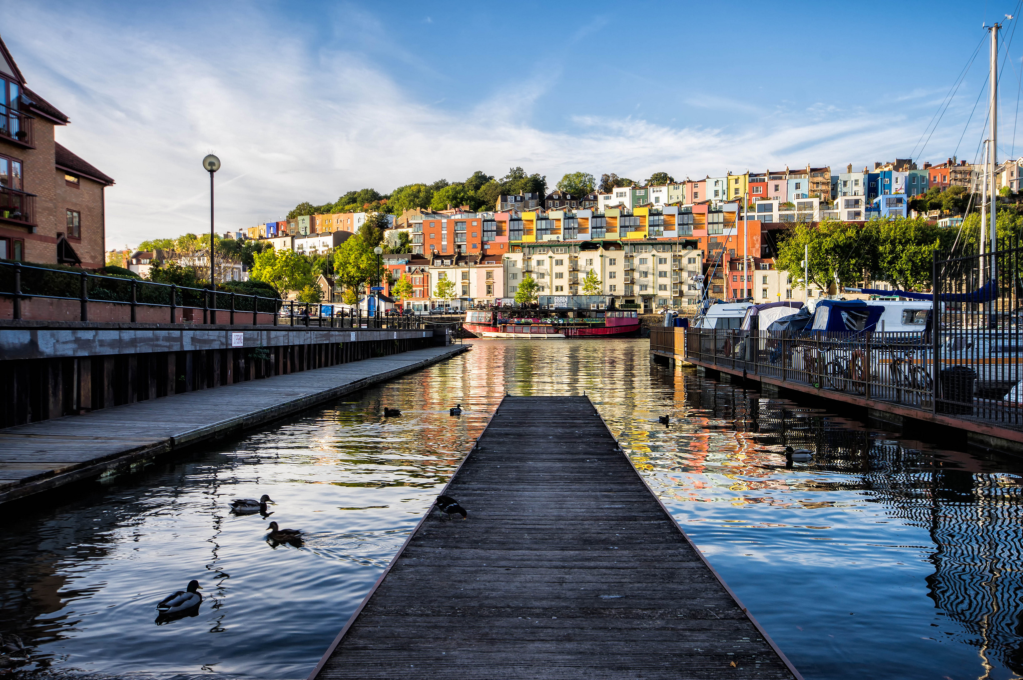 Image result for bristol harbour