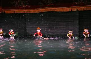 DiverseCity: Thang Long Water Puppet Theatre