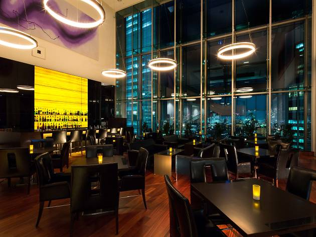 Royal Park Hotel Shiodome Restaurants