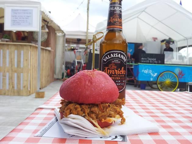 Zurich Food Truck Festival