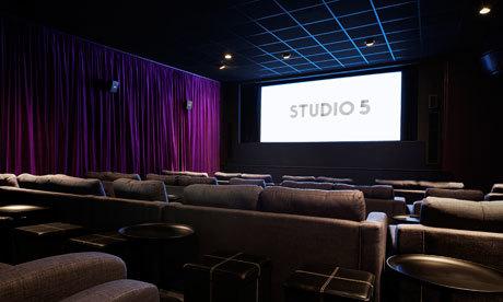 Genesis Cinema in Mile End, London