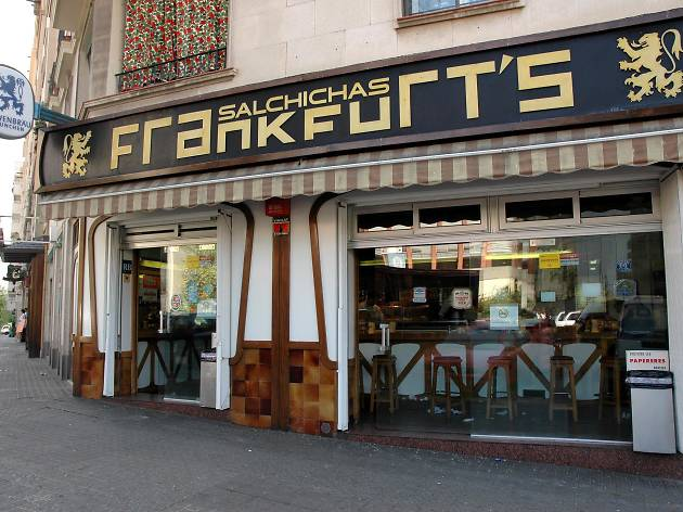 Frankfurt Pedralbes original