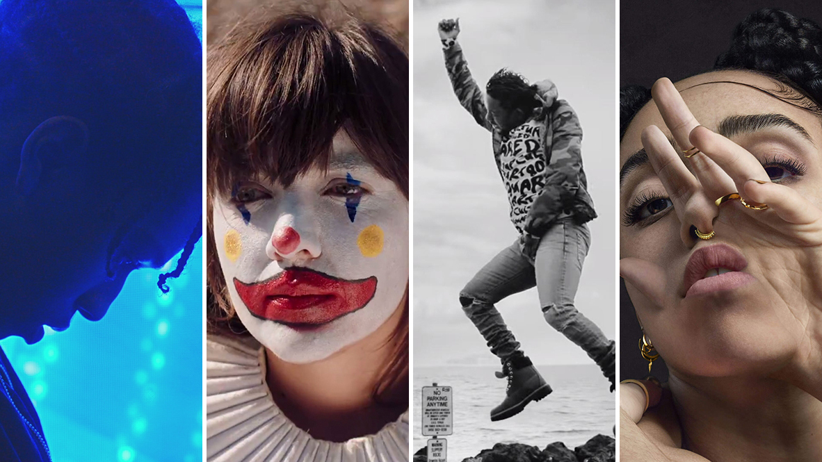 The 13 best music videos of 2015