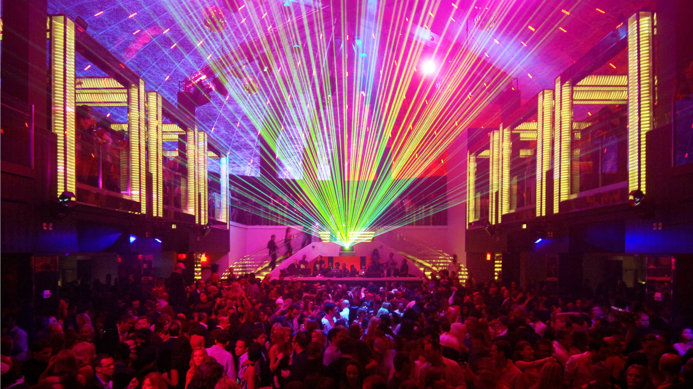 Dance till dawn in the city's swankiest clubs