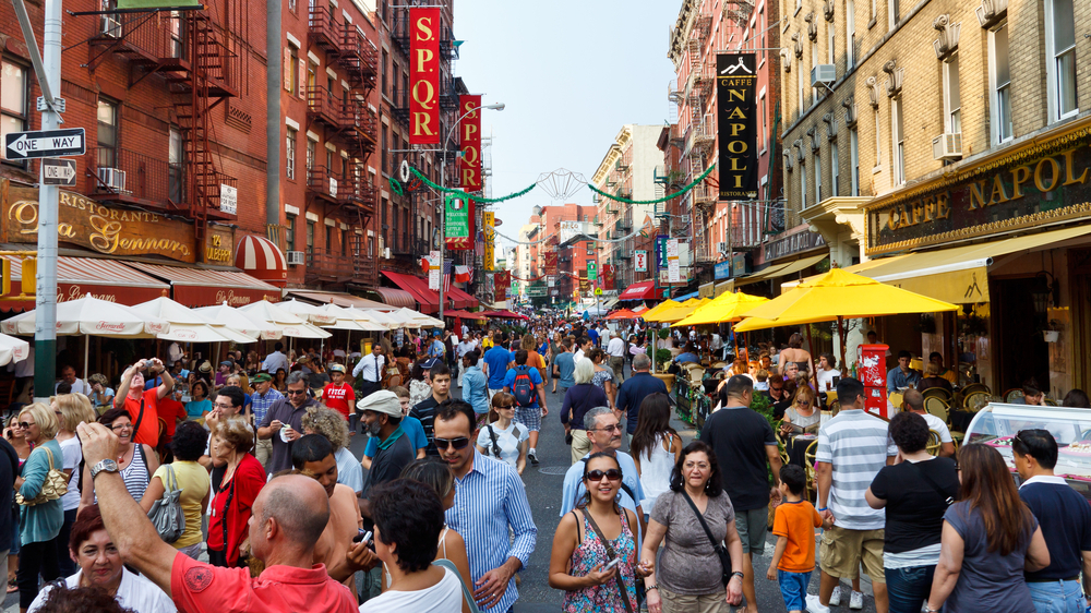 The best things to do in Nolita and Little Italy