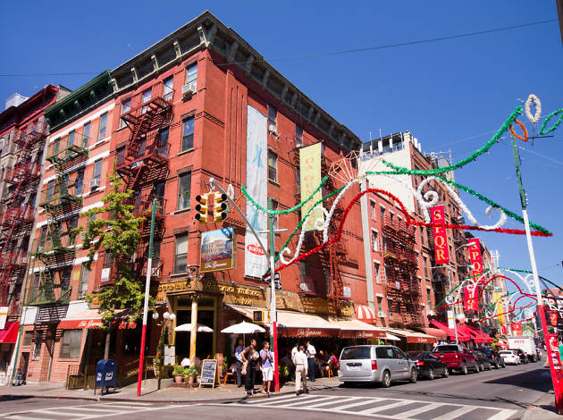 The Best Restaurant In New York City Little Italy