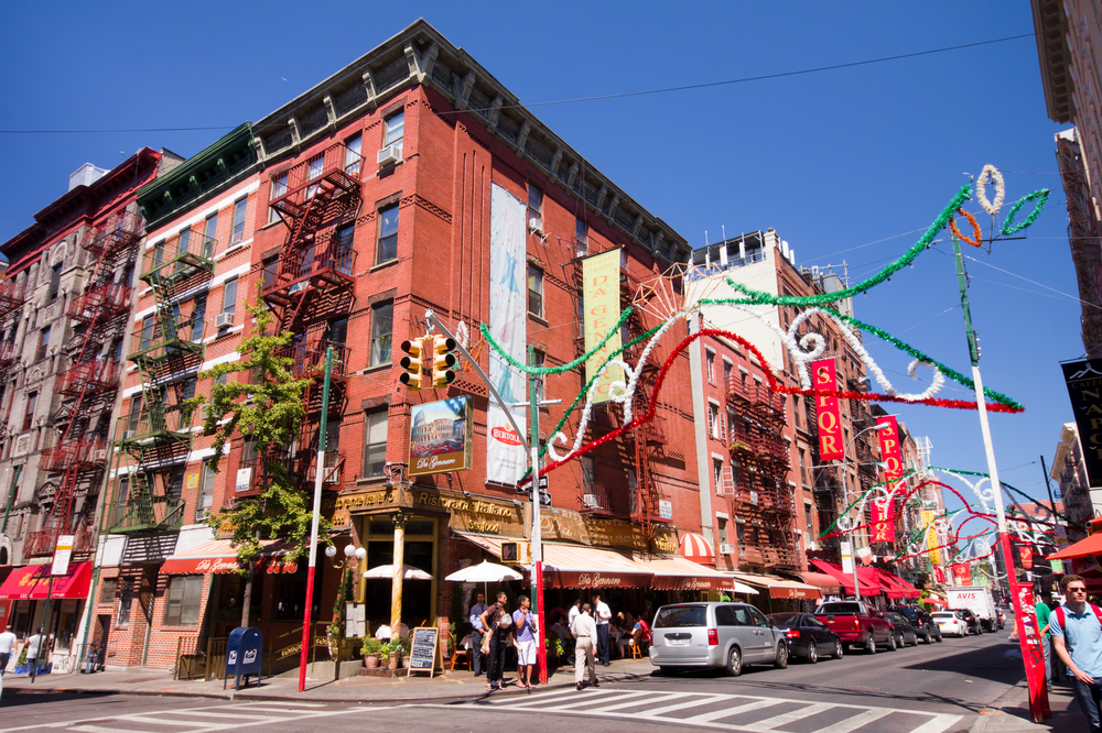 Little Italy, NYC neighborhood guide