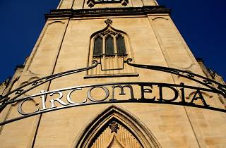Exterior of Circomedia Bristol