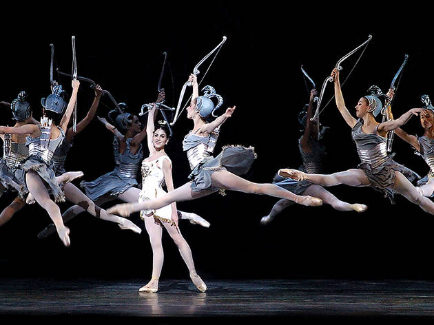 American Ballet Theatre Fall 2015