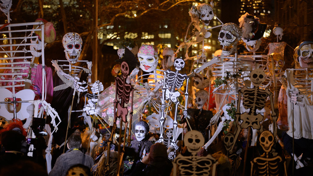 The guide to Halloween in NYC 2016