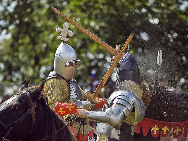Medieval Festival at Fort Tryon Park