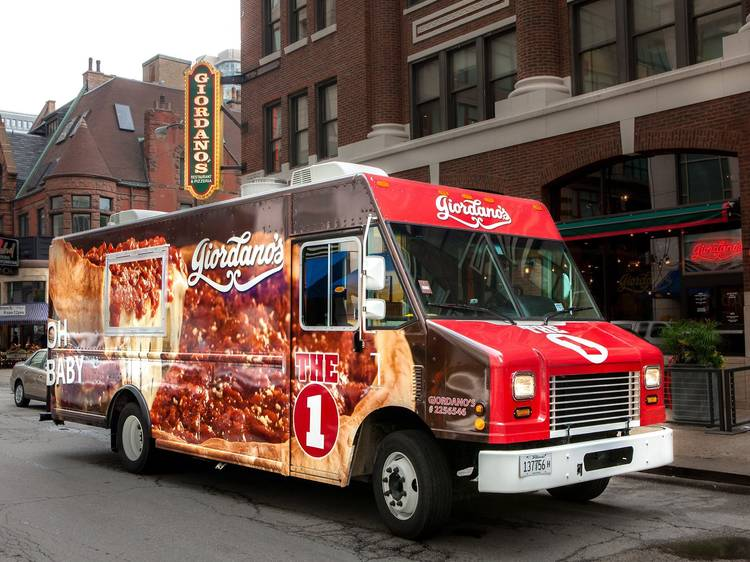 Giordano's Food Truck