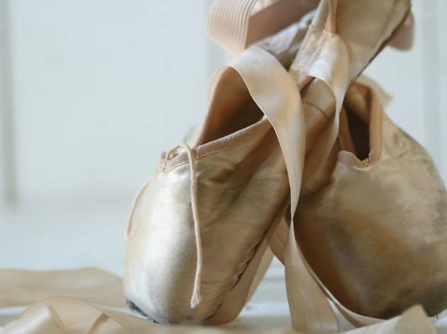 Ballet para niñas en Tallerines