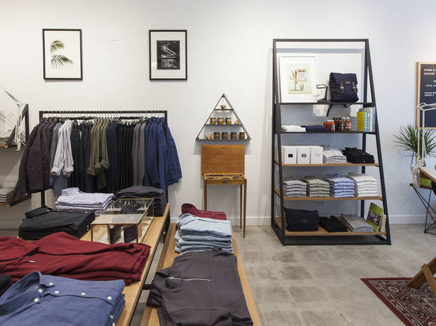 The best men's stores in Chicago