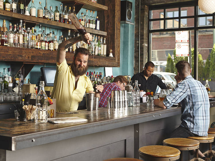 Know your bartender: Interviews with Chicago's best bartenders