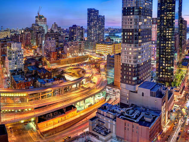 Behold these stunning views of NYC